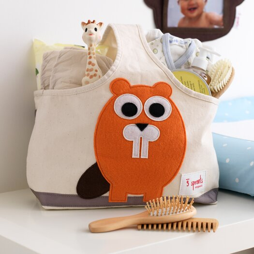 3 Sprouts Beaver Storage Caddy