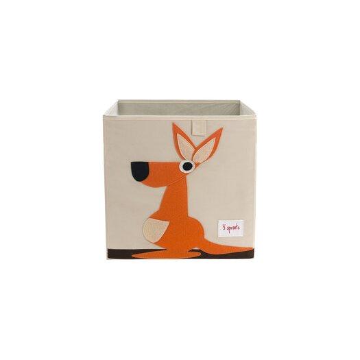 3 Sprouts Kangaroo Storage Box