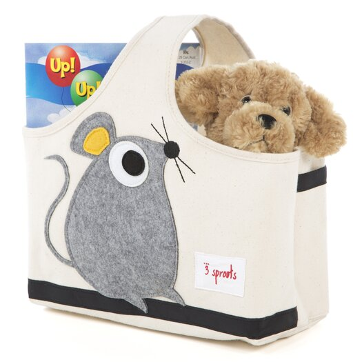 3 Sprouts Mouse Storage Caddy