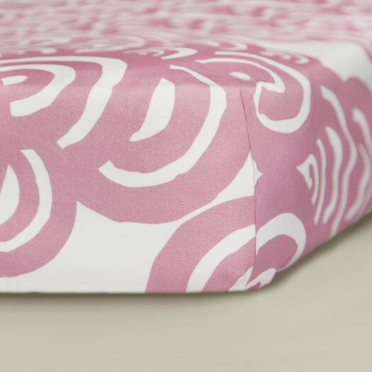 Bloom Crib Sheet