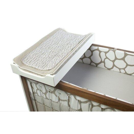 Oilo Cobblestone Crib Sheet