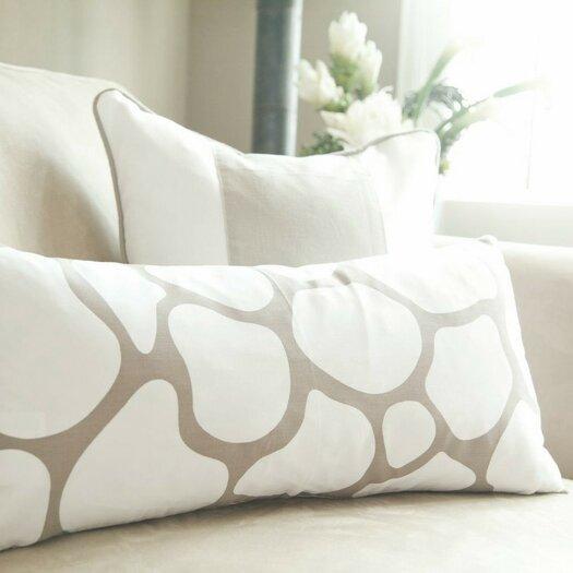 Cobblestone Cotton Lumbar Pillow