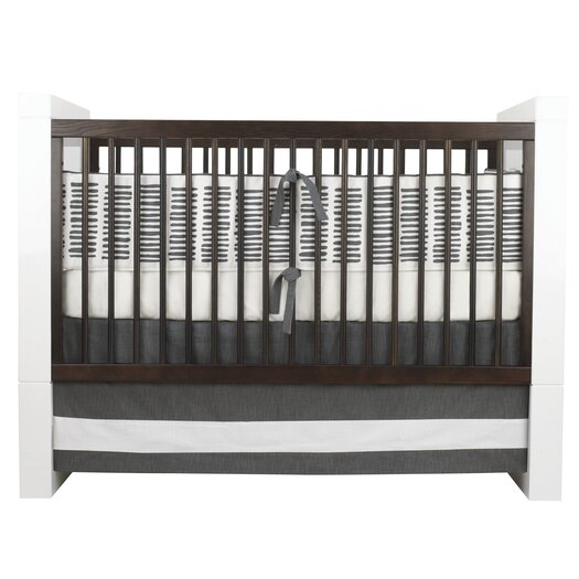 Oilo Sticks 3 Piece Crib Bedding Set