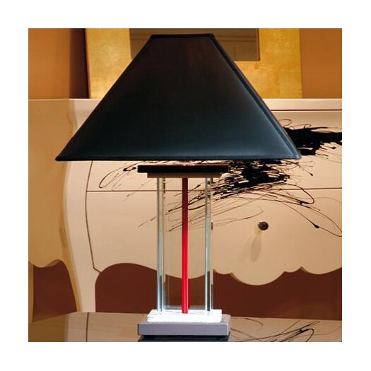 """Wemi Light 24.8"""" H Table Lamp with Empire Shade"""