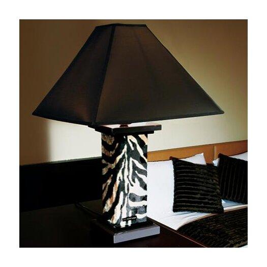 "Wemi Light Savana 24.8"" H Table Lamp with Empire Shade"