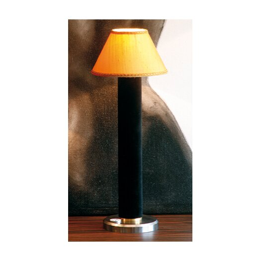 """Wemi Light Impero Minor 17.71"""" H Table Lamp with Empire Shade"""