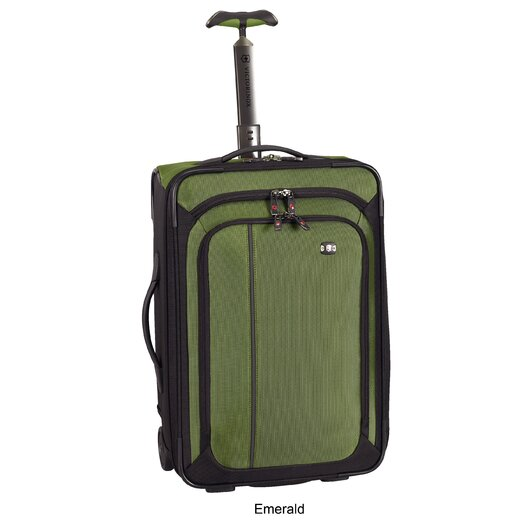 "Victorinox Travel Gear Werks Traveler 4.0 22"" Expandable Rolling Carry On"