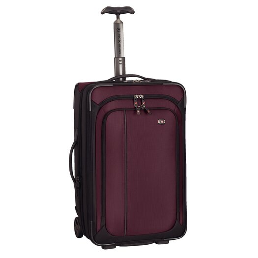 """Victorinox Travel Gear Werks Traveler 4.0 22"""" Expandable Rolling Carry On"""
