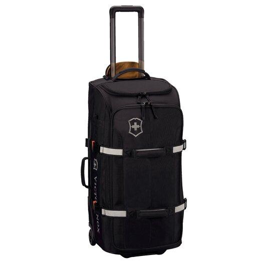 "Victorinox Travel Gear CH-97™ 2.0 Alpineer 31"" Wheeled Travel Duffel with Retractable Handle"