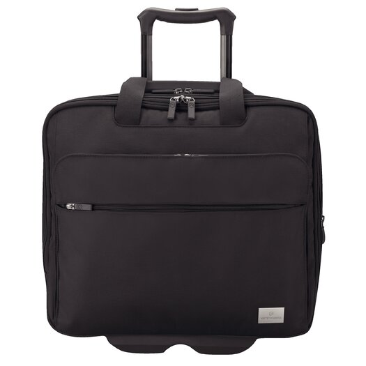 Victorinox Travel Gear Werks Professional Officer Rolling Laptop Briefcase