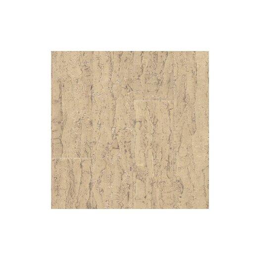 "US Floors Almada 4-1/8"" Engineered Cork Hardwood Flooring in Tira Areia"