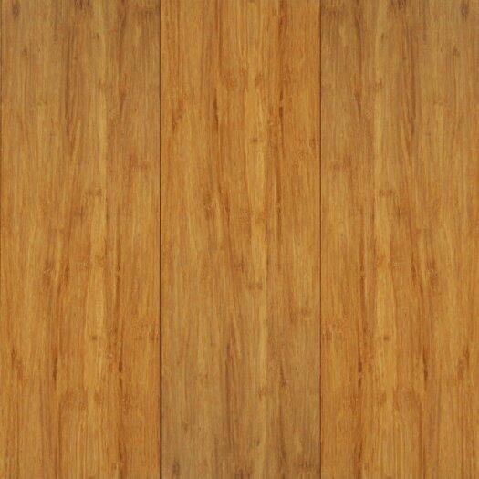 "US Floors 5-5/8"" Engineered Bamboo Hardwood Flooring in Natural"