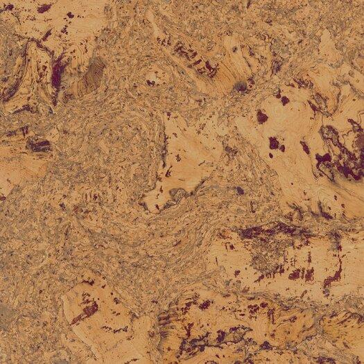 "US Floors 12"" Cork Hardwood Flooring in Cleopatra Matte"