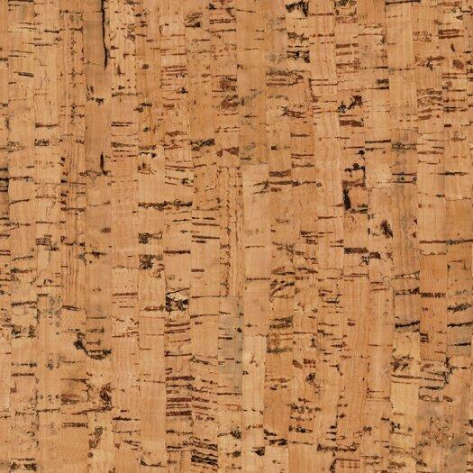 "US Floors 12"" Cork Hardwood Flooring in Edipo Matte"
