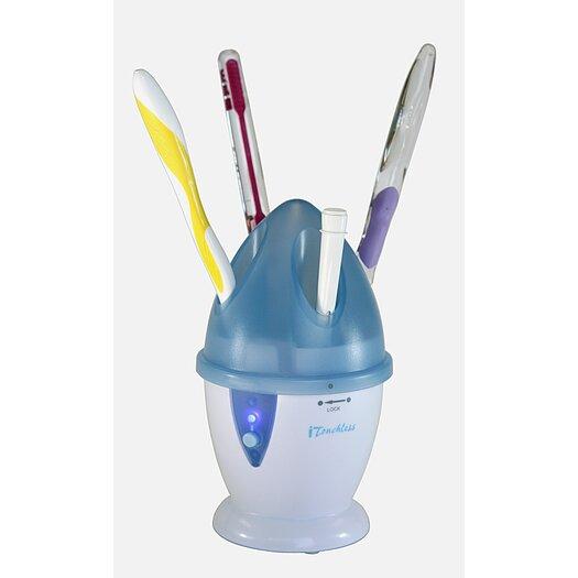 iTouchless UV Toothbrush Holder/Sanitizer