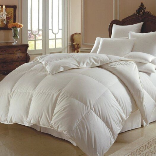 Downright HIMALAYA Firm 800 White Goose Down Pillow