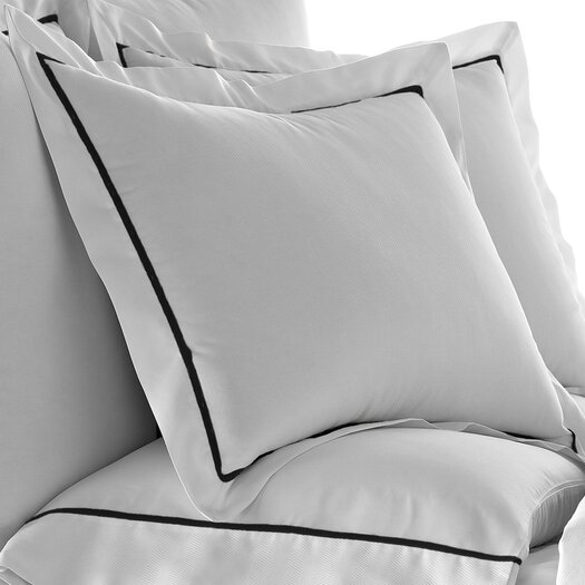 Kassatex Fine Linens Verona Bedding Cotton Sham