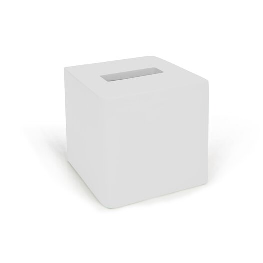 Kassatex Fine Linens Lacca Tissue Box Cover
