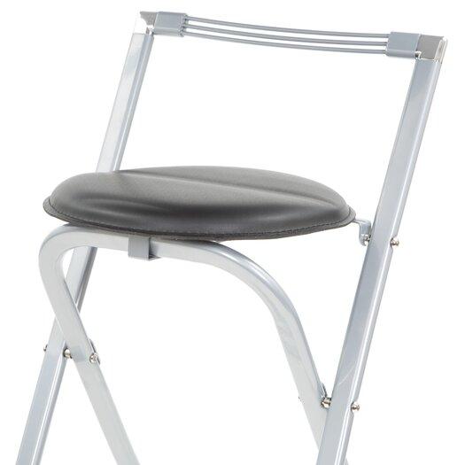 "New Spec Inc 35.8"" Bar Stool with Cushion"