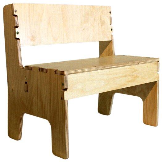 Anatex Wooden Kid's Bench