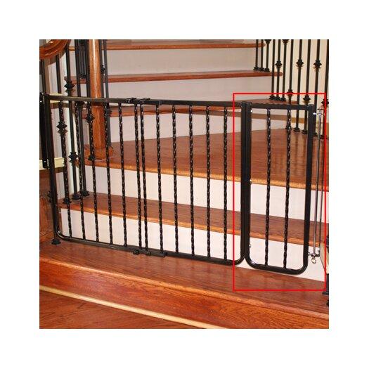 """Cardinal Gates 10.5"""" Extension for Metal Décor Gate"""