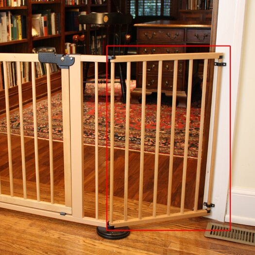 """Cardinal Gates 20"""" Extension for VersaGate Wood"""
