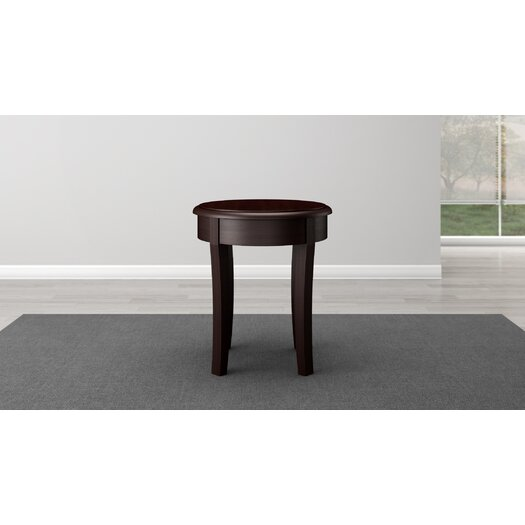 Furnitech Transitional End Table