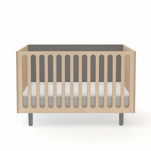 Fawn Convertible Crib with Mattress