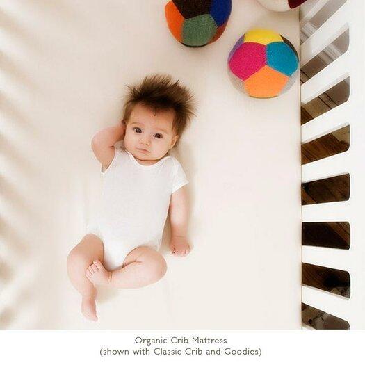 Oeuf Organic & Natural Crib Mattress