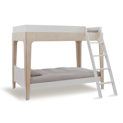 Oeuf Perch Bunk Bed: Oeuf Perch Twin Bunk Bed