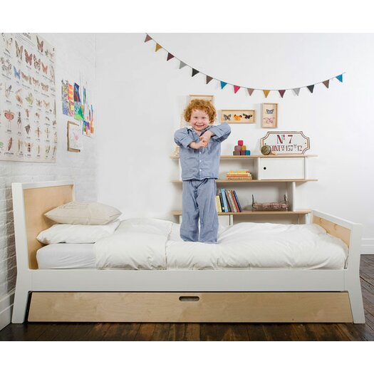 Sparrow twin panel bed with trundle by sophie amp michael ryan demenge