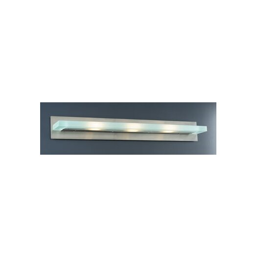 PLC Lighting Slim 3 Light Vanity Light