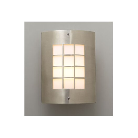 PLC Lighting Turin 1 Light Sconce