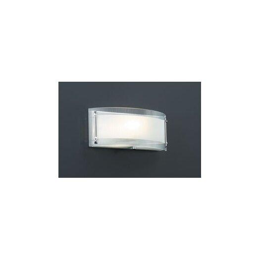 PLC Lighting Millennium 1 Light Wall Sconce