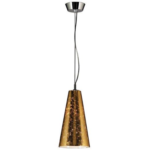 PLC Lighting Baolis 1 Light Mini Pendant