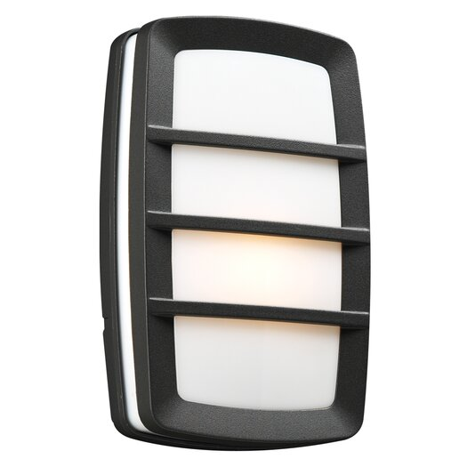 PLC Lighting Aston 1 Light Outdoor Flush Mount