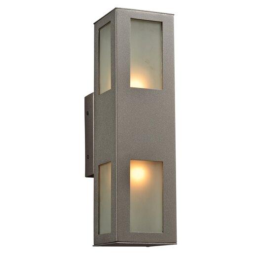 PLC Lighting Tessa 2 Light Sconce