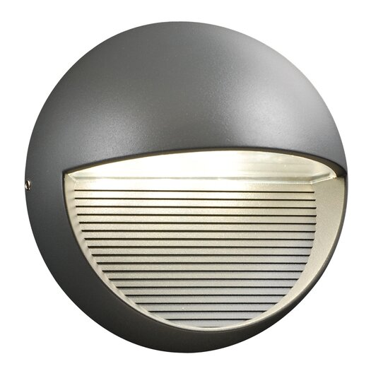 PLC Lighting Tummi 3 Light Outdoor Flush Mount