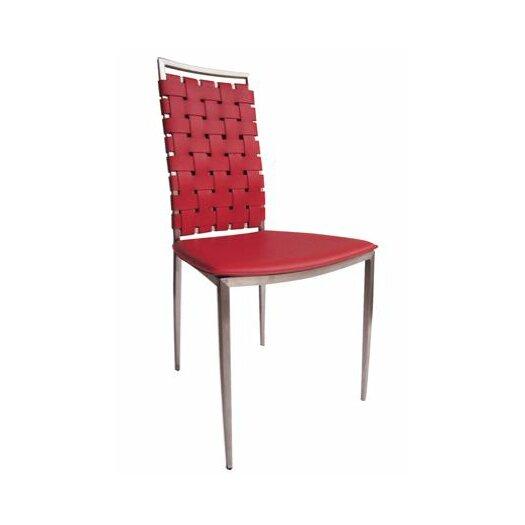 Bellini Modern Living Napoli Side Chair