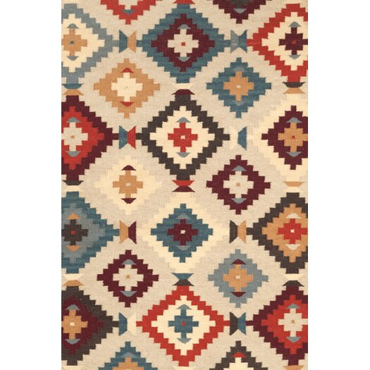 Dash and Albert Rugs Texcoco Kelm Stripe Area Rug