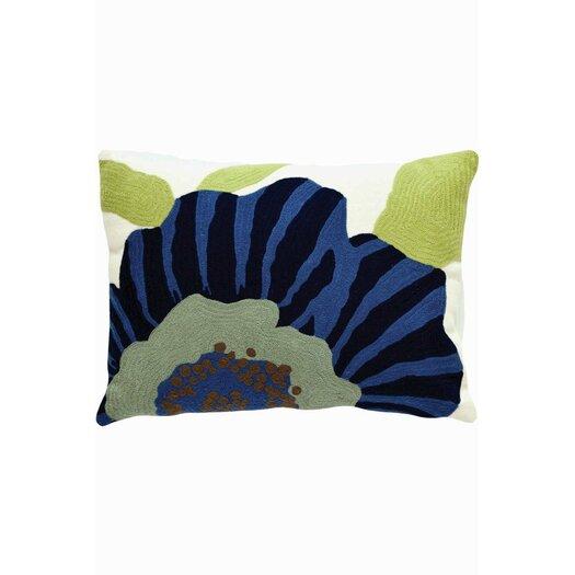 Dash and albert rugs fresh american flower throw pillow for Dash and albert blanket