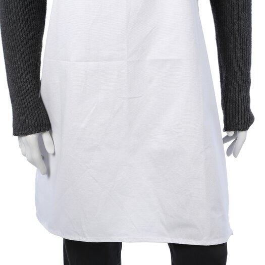Fox Run Craftsmen Chef's Apron in White