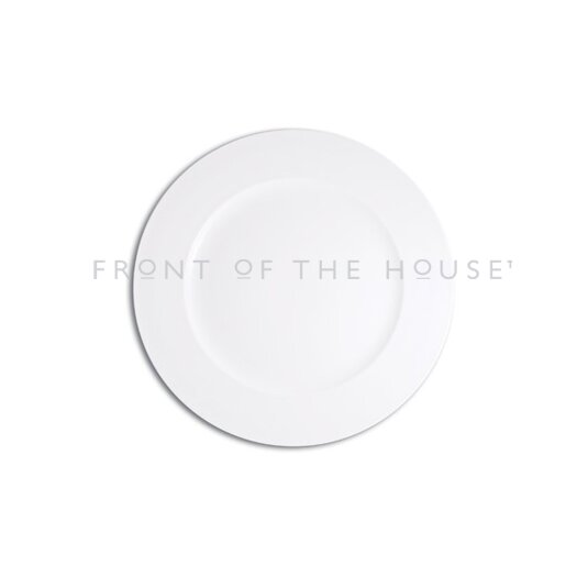 """Front Of The House Monaco 11"""" Round  Plate"""