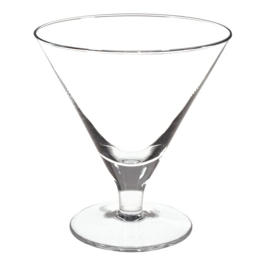 Front Of The House Sampler Tall Martini / Gelato Glass