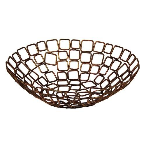 Front Of The House Linked Fruit Basket or Fruit Bowl