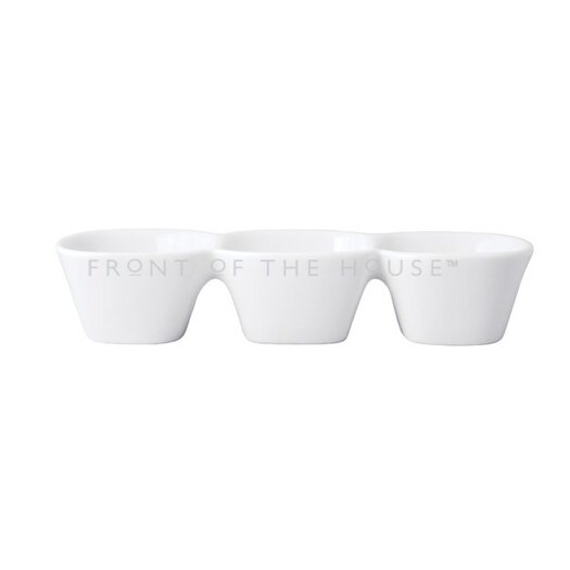 Front Of The House Mod Triple Serving Bowl