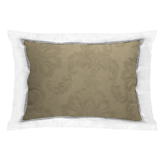 Veratex, Inc. Vera Cotton Boudoir/Breakfast Pillow