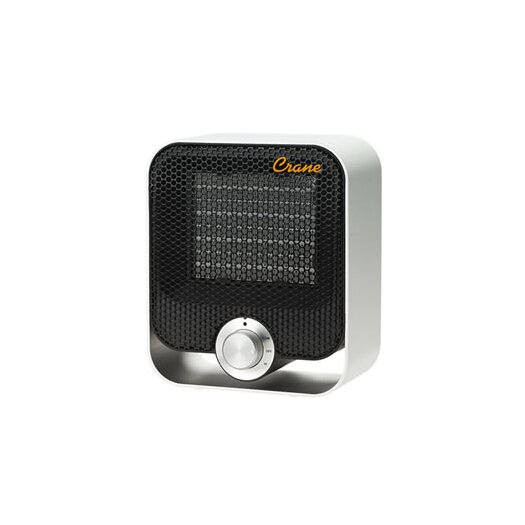 Crane USA Crane USA 800 Watt Portable Electric Compact Heater