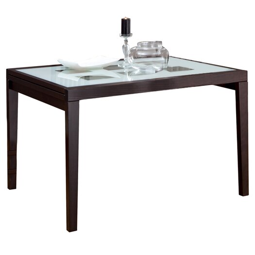 Poker-120 Extendable Dining Table