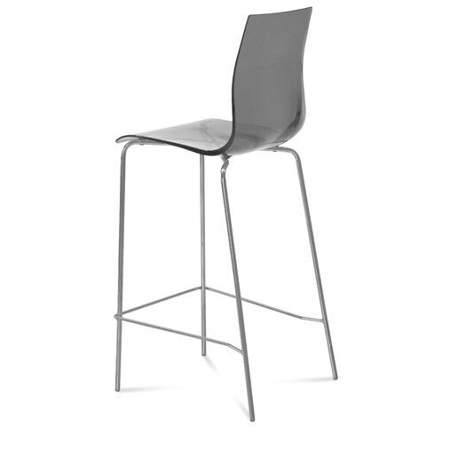 "Domitalia Gel 27.3"" Bar Stool"